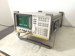 Calibration And Or Repair Service For Hp Agilent Keysight Spectrum Analyzers