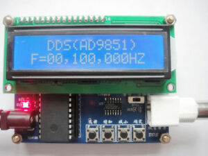 Ad9851 Dds Function Signal Generator Dds Source Scm dds Module