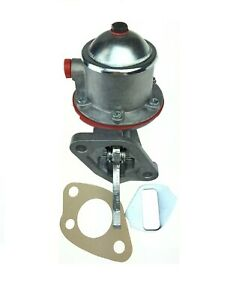 Leyland Nuffield Tractor Fuel Lift Pump 13h3375 Fits Many Models