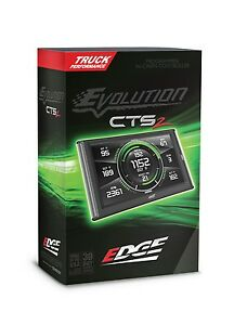 Edge Evolution Cts 2 Tuner For 01 15 Chevy Gmc Duramax Diesel 6 6l 2500hd 3500hd