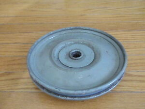 Logan Metal Shaper Jackshaft Pulley Porter Cable Brodhead Garrett