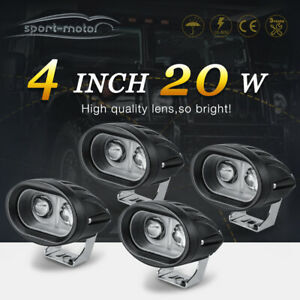 14inch Led Light Bar 168w Backup Driving Offroad Lamp 4wd Truck Spot Flood Combo