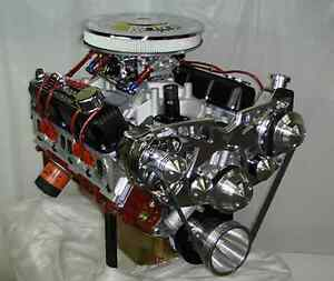 Chrysler 360 Stroker Crate Engine With 475hp Dyno Proven Custom Built