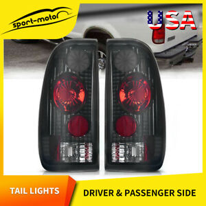 For 97 03 Ford F 150 99 07 F250 F350 Super Duty Tail Light Rear Lamp Replacement