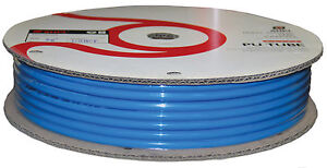Polyurethane Tubing 3 8 100 Foot Roll Blue For Push To Connect Fittings new