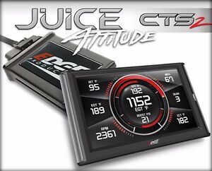 Edge Cts 2 Juice With Attitude For 13 16 Dodge Ram Cummins Diesel 2500 3500 6 7l