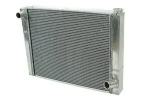 Chevy Aluminum Performance Radiator 19 x 26 Triple Pass Max Cooling Universal