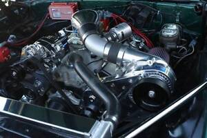 Procharger Chevy Sbc Bbc D 1sc Supercharger Serpentine Intercooled Kit Efi Carb