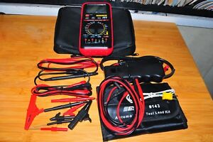 Esi 585k 143p Automotive Dmm 585k Multimeter Test Lead Kit Promo Bundle W 143p