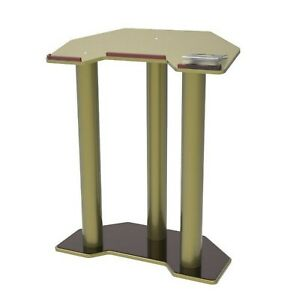 Acrylic Pulpit Clear Lectern Plxiglass Podium Church Pulpit Conference Podium