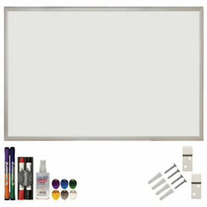 Magnetic Dry Erase Board Set 24 X 36