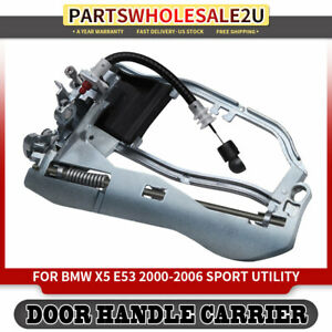 Door Handle Carrier For Bmw E53 X5 2001 2002 2003 2004 2005 2006 Front Right