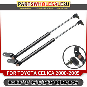 2x Hatch Tailgate Lift Supports Struts For Toyota Celica 2000 2001 2002 2003 05