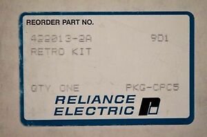 New Reliance Electric Transistor Retro fit Kit 422013 2a With 3 Fuji Ev 1234m