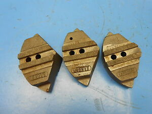 Abbott Chuck Jaw Ciktt6p Lot Of 3