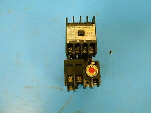 Hitachi Magnetic Contactor K10n ep With Relay