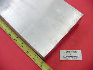 2 X 6 Aluminum 6061 Flat Bar 20 Long Solid T6511 2 00 Plate Mill Stock