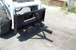 Skid Steer Trailer Spotter Plate Fits All Brands Made In Usa