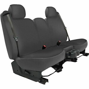 Dash Designs Seat Cover New Gray F250 Truck F350 Ford F 100 Pickup K301 a5 6gch