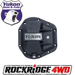 Yukon Hardcore Differential Cover Armor For Dana 50 Dana 60 Dana 70