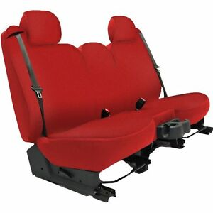 Dash Designs Seat Cover New Red F250 Truck F350 Ford F 100 Pickup K301 a5 2grd