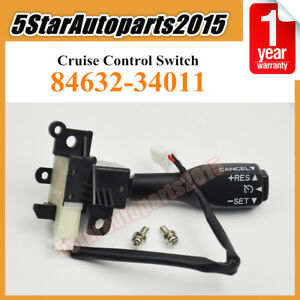 Cruise Control Switch 84632 34011 For Toyota Corolla Im Prius Lexus Ct200h Gx460