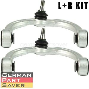 New Front Suspension Upper Control Arm Set Of 2 For Mercedes Gl Ml R class