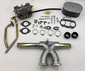 Vw Beetle Bug Genuine Weber Single 40 Idf Carburetor Kit K1315 Weber
