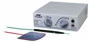 Updated Bonart Art e1 Electrosurge Dental Vet Cutting Unit W 7 Electrodes 110v