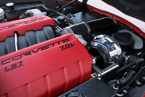 Chevy Vette C6 Z06 Procharger P 1sc 1 Supercharger Intercooled Stage Ii System