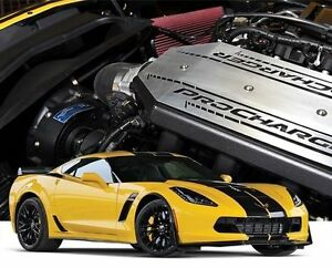 Chevy Vette C7 Z06 Stingray Procharger F 1c F 1r Supercharger Intercooled Tuner