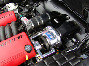 Chevy Vette C5 Z06 Ls1 Ls6 Procharger F1a Supercharger Intercooled Race System