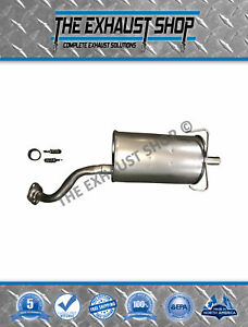 2002 2006 Honda Cr v 2 4l Direct fit Muffler Assembly made In Canada New