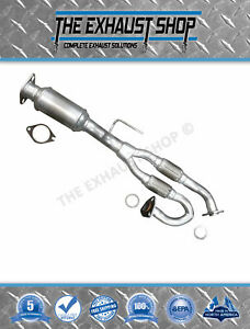 Fits 2002 2006 Nissan Altima Quest Maxima 3 5l Rear Y Pipe Catalytic Converter