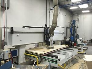 Cr Onsrud 148e24 Cnc Router Osai Pc Cnc Control 5 x12 3000 min New 2014