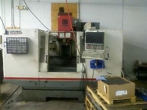 Cincinnati Arrow 1000 Cnc Vertical Machining Center 44 x20 3 axis Good Cond