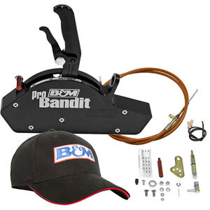 B m 81112 Stealth Pro Bandit Black Pg Rear Exit Race Shifter B m Hat Offer 400
