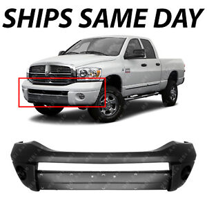 New Primered Front Bumper Cover Fascia For 2006 2007 2008 2009 Dodge Ram Pickup