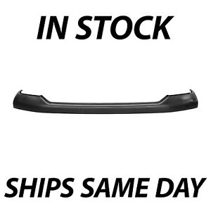 New Primered Front Bumper Cover Upper Pad For 2007 2013 Toyota Tundra Pickup