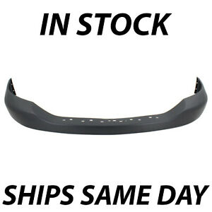 New Primered Front Bumper Top Cover Pad For 2006 2009 Dodge Ram 1500 2500 3500