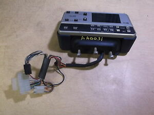 Delco Gm 8694 Vintage Car Stereo Am fm free Shipping