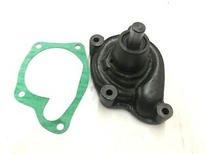 Water Pump For Massey Ferguson 25 135 New Holland L555 Bobcat 825 Without Pulley