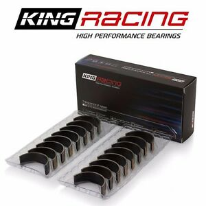 King Race Bearings Main Rod Thrust Xp Series Std Size Honda Acura Gsr Type R