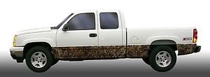 Shadow Grass Camo Camouflage Rocker Panel Graphic Decal Wrap Kit Truck Suv 1