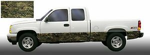 Digital Marine Camo Camouflage Rocker Panel Graphic Decal Wrap Kit Truck Suv