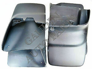 New Oem Genuine Ford Mud Flaps 1998 2007 Ranger Flairside F87z16a550caa