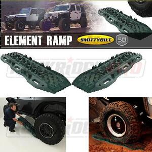 Smittybilt Element Ramps 2790 Traction Aid Snow Mud Sand Jeep Truck Utv Recovery