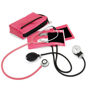 Clinical Lite Combination Stethoscope Sphygmomanometer kit A121