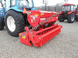 Maschio Delfino Super Dl2500 99 Till Seed Combo power Harrow packer Seeder
