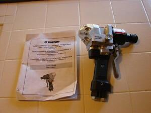 New Burndy Hiw716mag Low Pressure Hydraulic Impact Wrench Free Ship Usa Only